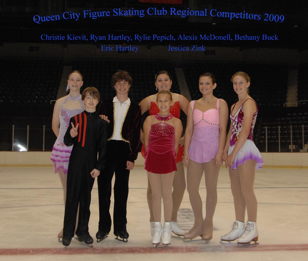 2009 Regional Competitors