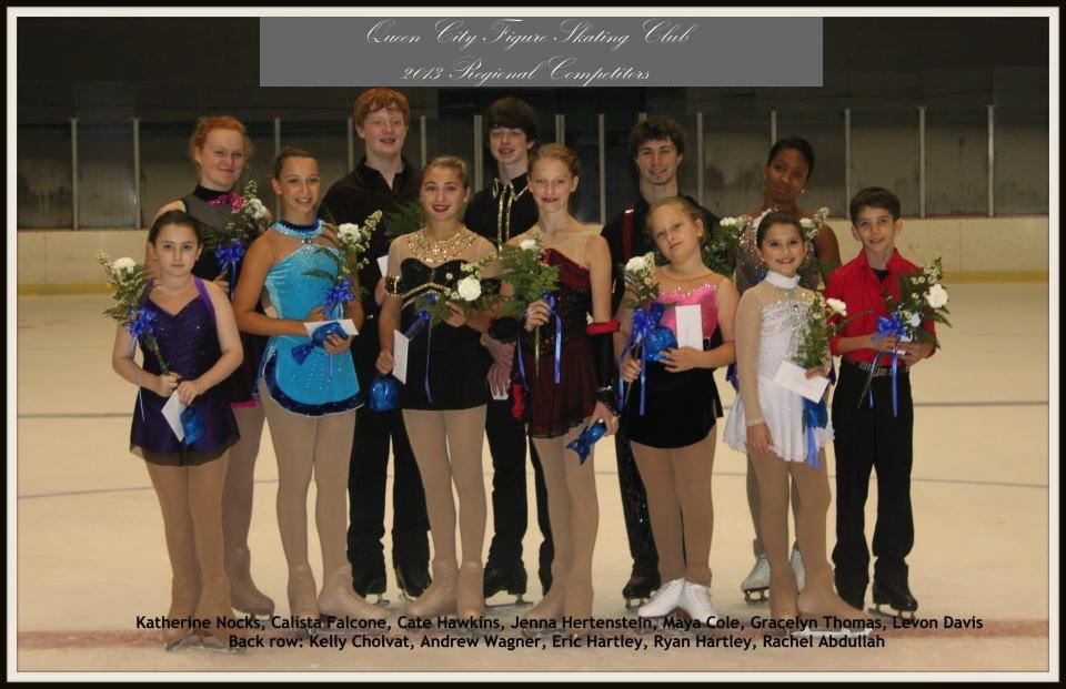 2013 Regional Competitors